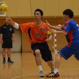 ハンド2014春季リーグ 対東海大 河本-thumb-160x160-8493