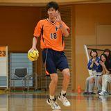 ハンド2014春季リーグ 対東海大 石川-thumb-160x160-8490
