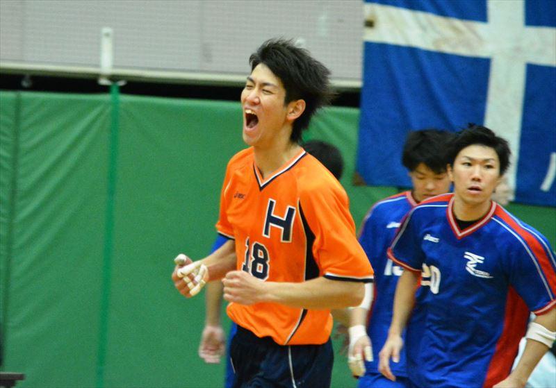 2014インカレ東海石川 1 R
