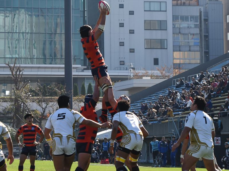 lineout R